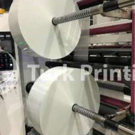 New Wey Converting Wemaslit 1250 USW slitter rewinder year of 2021 for sale, price ask the owner, at TurkPrinting in Slitter Rewinders Machines