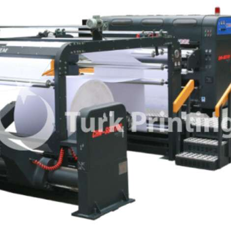 New CHM 1400 Sheeter MACHINE year of 2021 for sale, price ask the owner, at TurkPrinting in Sheeter Machines