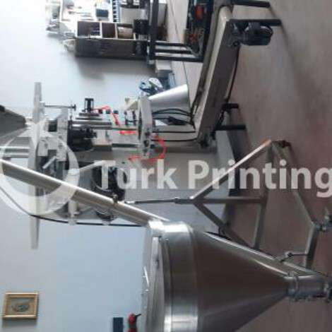 Used Mert Makina PULSES PACKAGING MACHINE year of 2019 for sale, price 85000 TL EXW (Ex-Works), at TurkPrinting in Palletizers - Palletizing Robots