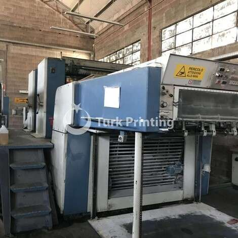 Used KBA Koenig & Bauer PLANETA P28-3 SW1 year of 1982 for sale, price ask the owner, at TurkPrinting in Used Offset Printing Machines