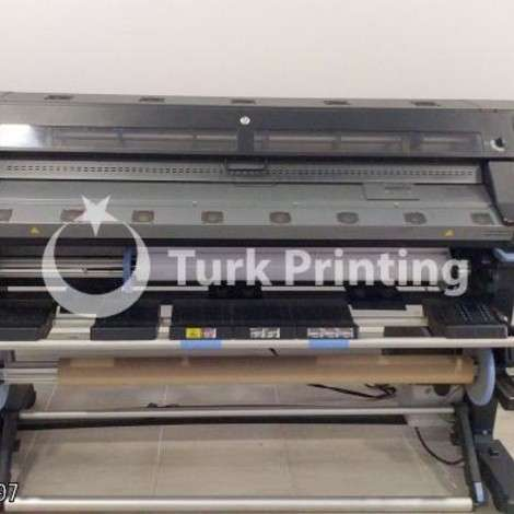 Used HP Hewlett Packard L 26500 61 '' Latex Plotter digital printing machine year of 2010 for sale, price 21000 TL, at TurkPrinting in Large Format Digital Printers and Cutters (Plotter)