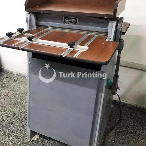 Satılık ikinci el 1994 model Other (Diğer) Motorlu Zımba fiyat sorunuz TürkPrinting'de! Spiral Cilt Makinaları kategorisinde.
