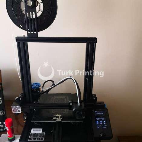 Satılık ikinci el 2021 model Creality ENDER 3V2 4GÜN ÖNCE ALINDI 2050 TL TürkPrinting'de! 3D Yazıcı kategorisinde.