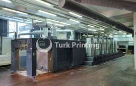 706 PLV 6+LAK + UV OFFSET PRINTING PRESS