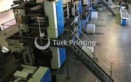 Universal Web Printing Press