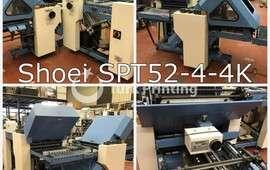 SPT52-4-4K Kağıt Katlama Makinası