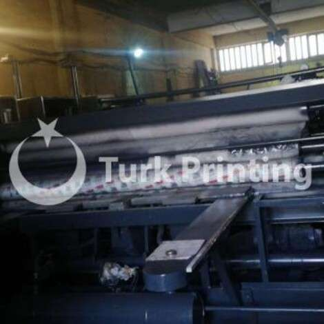 Used Other (Diğer) Slotter Inline Machine year of 2010 for sale, price 675000 TL EXW (Ex-Works), at TurkPrinting in Printer Slotter Machine