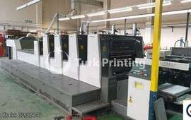 Lithrone L-29 4 Colour offset printing press