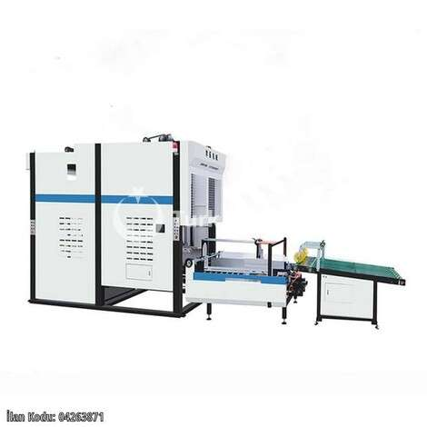 New Bochen ZS series 1650*1650 Model Pile Turning Machine year of 2020 for sale, price ask the owner, at TurkPrinting in Pile Turners