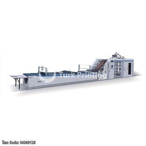 Satılık sıfır 2020 model Bochen 1450*1450 akıllı yüksek hızlı sıvama makinesi fiyat sorunuz TürkPrinting'de! Selefon - Laminasyon - Kaplama kategorisinde.