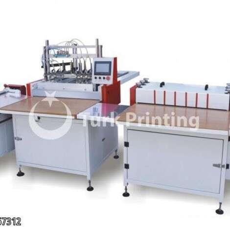 Satılık sıfır 2020 model Bochen PKA-800 Yarı otomatik Kutu yapım makinesi fiyat sorunuz TürkPrinting'de! Sert Kapak - Kapak Taslama kategorisinde.