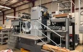 High speed Hot Foiling Machine