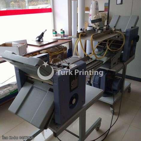 Satılık ikinci el 2010 model Stahl / Heidelberg Stahlfolder Kırım katlama makinesi fiyat sorunuz TürkPrinting'de! Katlama (Kırım) Makinaları kategorisinde.