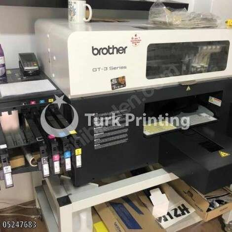 Used Brother Gt-361 Digital T-Shirt Printing Machine year of 2017 for sale, price 100000 TL, at TurkPrinting in T Shirt Printing Machine
