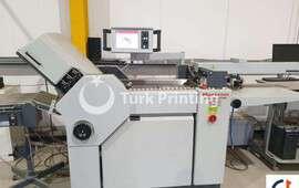 AF-566 F folding machine