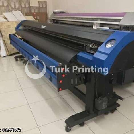 Used Epson 180 cm DX7 Head Digital Printer year of 2019 for sale, price 27000 TL, at TurkPrinting in Large Format Digital Printers and Cutters (Plotter)
