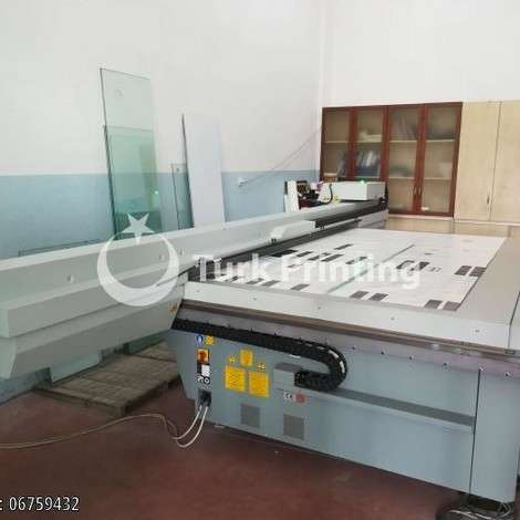 Used Canon Océ Arizona 460 GT UV printing machine year of 2016 for sale, price 350000 TL, at TurkPrinting in Flatbed Printing Machines