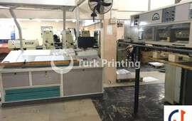 704-3B 4 Colour OFFSET PRINTING MACHINE