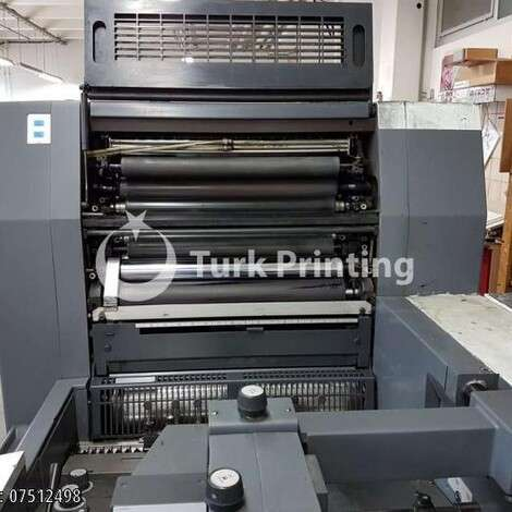 Used Heidelberg SM 52-2 P+ Offset Printing Press year of 1997 for sale, price ask the owner, at TurkPrinting in Used Offset Printing Machines