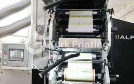 Alpha 250Flexo Printing Machine