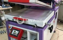 Semi Automatic Vacuum Serigraphy Machine