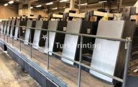 XL 105-10-P Offset Printing Press - 2007