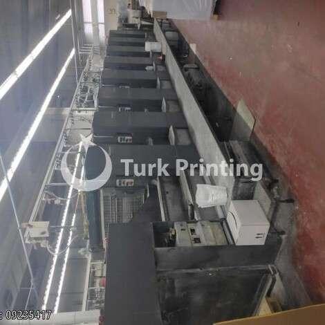 Satılık ikinci el 1998 model Heidelberg Sm 102 8 5P Ofset Matbaa Makinesi fiyat sorunuz TürkPrinting'de! Ofset Baskı Makinaları kategorisinde.