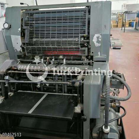 Used Heidelberg VERY CLEAN GTO 52 year of 1988 for sale, price 3500 EUR, at TurkPrinting in Used Offset Printing Machines