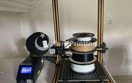 cr-10s 3D Yazıcı sıfır ayarında kullanım araçları vardır