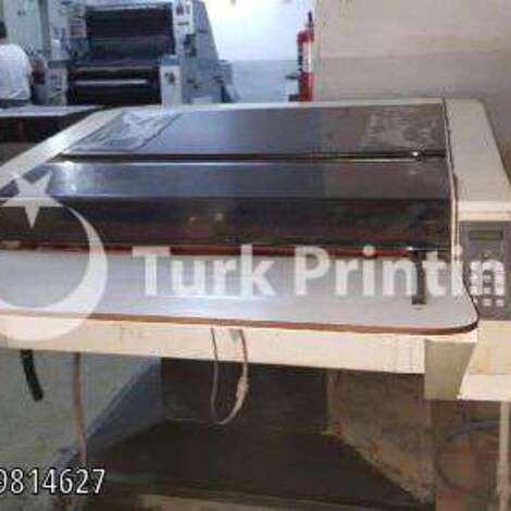 Used Lastra Plate processing Machine year of 2000 for sale, price 4000 TL EXW (Ex-Works), at TurkPrinting in Plate Processors