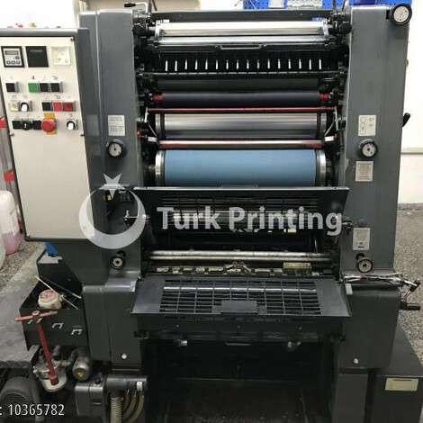 Satılık ikinci el 1998 model Heidelberg 36*52 GTO NP DDS 'Lİ fiyat sorunuz TürkPrinting'de! Ofset Baskı Makinaları kategorisinde.