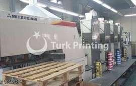 Offset Printing Press Machine - Year 2001