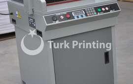 YH - 450V 450mm küçük format kağıt kesme makinası