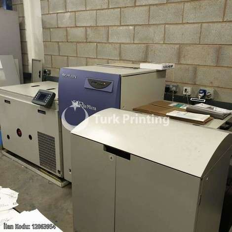 Used Screen PF-R 3051 Vi - Violet CTP Machine year of 2003 for sale, price ask the owner, at TurkPrinting in CTP Systems
