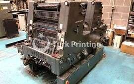 GTO 52 Z+ Offset Printing Press