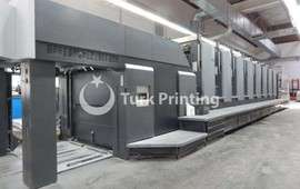 SM 102-8 P - 8-color-press