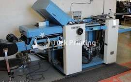 Star 52 Folding machine