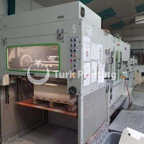 Satılık ikinci el 2002 model Yawa MD 1050 E Kesim Makinesi fiyat sorunuz TürkPrinting'de! Kesim (Keski) Makinaları kategorisinde.