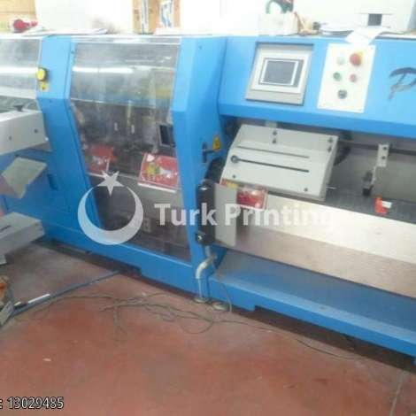 Used Muller Martini Muller Martini PRESTO year of 2006 for sale, price ask the owner, at TurkPrinting in Saddle Stitching Machines