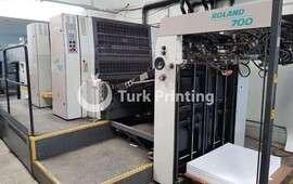 R 702 3B P Offset Printing Press