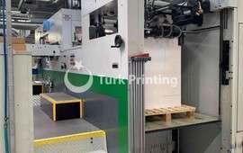 Sp 102 E 2 Die Cutting Machine