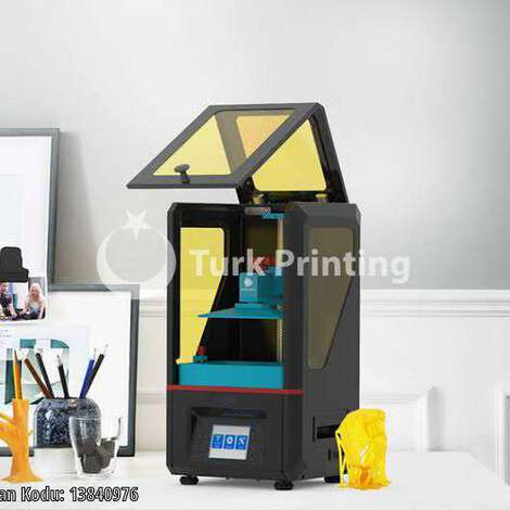 New Anycubic Photon SLA 3D Printer year of 2020 for sale, price 2200 TL, at TurkPrinting in 3D Printer