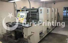 Oliver OL-466 SIP Offset Printing Press, Year 2005