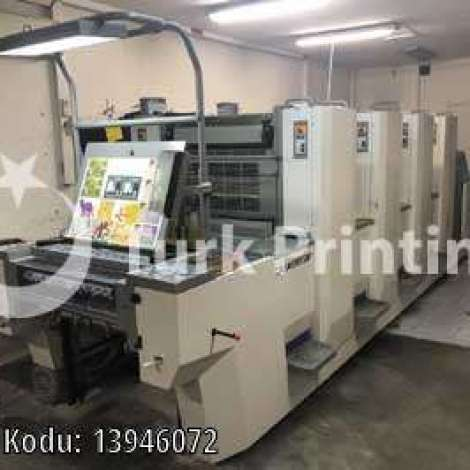 Used Sakurai Oliver OL-466 SIP Offset Printing Press, Year 2005 year of 2005 for sale, price ask the owner, at TurkPrinting in Used Offset Printing Machines