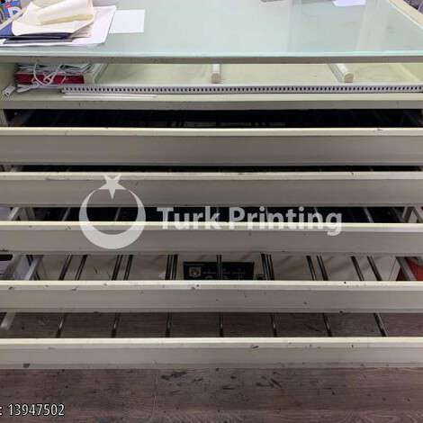 Used Taoxing PLATE DRYER year of 2013 for sale, price 1500 USD EXW (Ex-Works), at TurkPrinting in Plate Burners (platemakers)