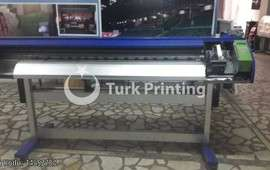 160 cm eco solvent digital printing machine