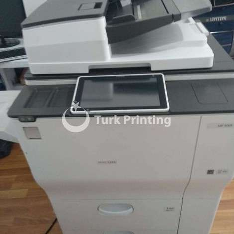 Used Ricoh MP 9003 Photocopy Machine year of 2017 for sale, price 40000 TL EXW (Ex-Works), at TurkPrinting in Printer and Copier