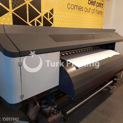Used Liyu Sublimation Printing Machine year of 2016 for sale, price 9990 USD EXW (Ex-Works), at TurkPrinting in Flatbed Printing Machines
