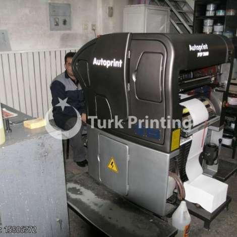 Satılık ikinci el 2006 model Autoprint 7000 SÜREKLİ FORM BASKI MAKİNASI fiyat sorunuz TürkPrinting'de! Sürekli Form Baskı Makinaları kategorisinde.