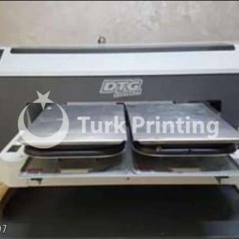 Used DTG M2 tshirt Printing Machine year of 2012 for sale, price 69000 TL EXW (Ex-Works), at TurkPrinting in T Shirt Printing Machine